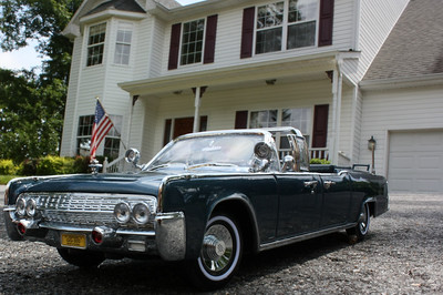 1961 Lincoln Continental Limo