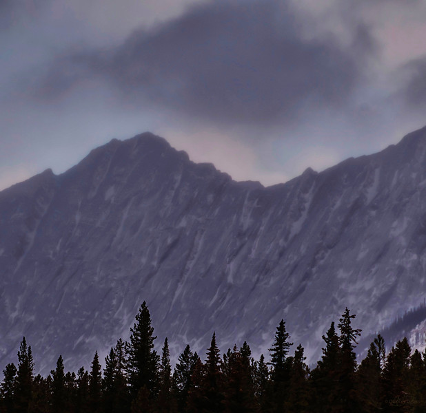 March 24, 2014<br /> <br /> Mountain Monday<br /> <br /> Jasper National Park, Alberta <br /> <br /> #mountainmonday