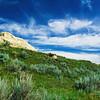 """January 12, 2011<br /> <br /> """"Summer Winds""""<br /> <br /> Dinosaur Provincial Park, Alberta"""