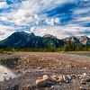 Snaring River <br /> Jasper National Park, Alberta