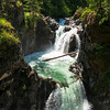 July 9, 2014<br /> <br /> Little Qualicum Falls<br /> <br /> Vancouver Island B.C.<br /> <br /> Waterfall Wednesday<br /> #waterfallwednesday
