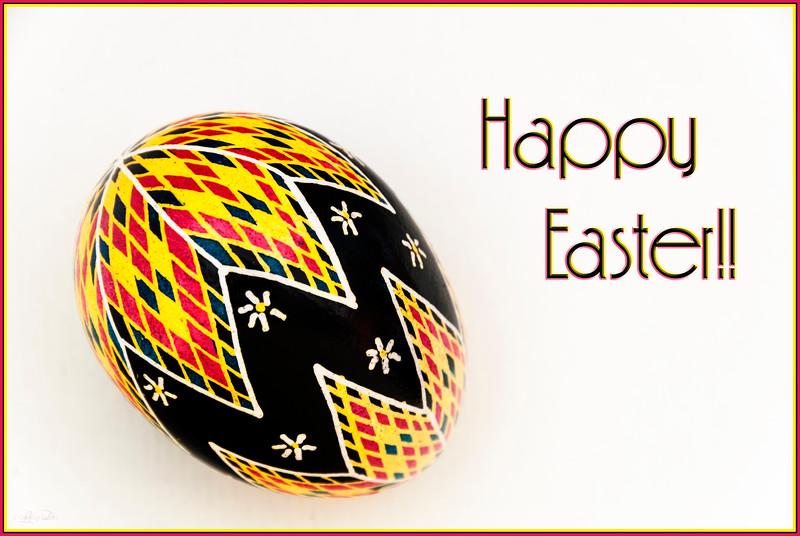 April 20, 2014<br /> <br /> Happy Easter!!