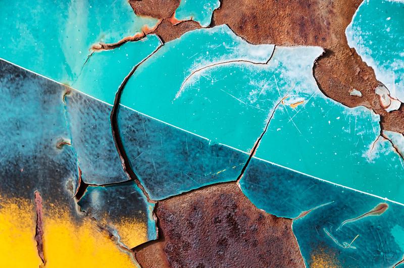 Colourful Corrosion