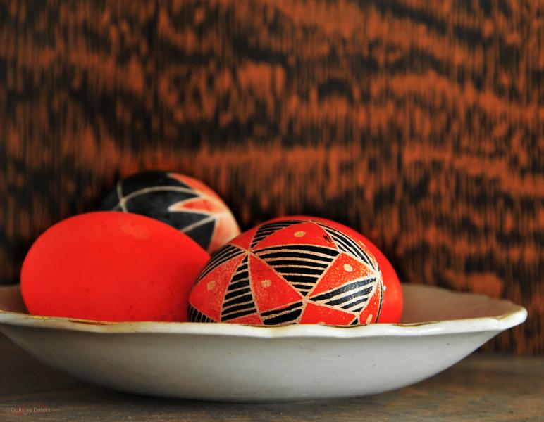 """April 19, 2011<br /> <br /> """"Pysankas""""<br /> <br /> <br /> Ukrainian Cultural Heritage Village<br /> Rural Alberta<br /> <br />  <a href=""""http://www.ukrainianvillage.ca"""">http://www.ukrainianvillage.ca</a>"""