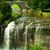 """Day Forty-Five<br /> <br /> """"Websters Falls""""<br /> <br /> Hamilton, Ontario<br /> <br /> There is over 100 waterfalls in Hamilton!!<br />  <a href=""""http://www.cityofwaterfalls.ca"""">http://www.cityofwaterfalls.ca</a>"""