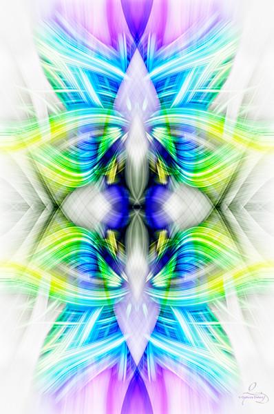 Hydrangea Twirl (Version 2.0)