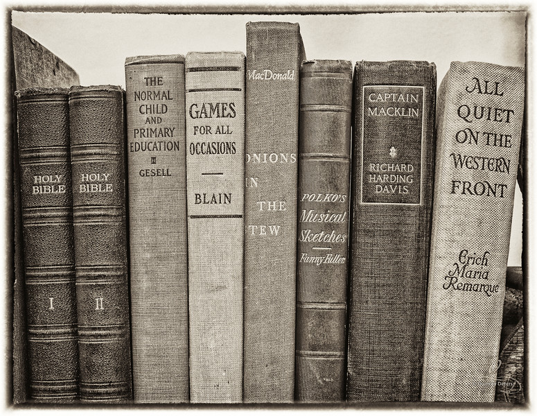 Books of Yore