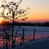 December 7, 2012<br /> <br /> Sunset on the Prairies<br /> <br /> Elk Island Retreat<br /> Near Fort Saskatchewan, Alberta