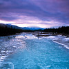 "May 19, 2011<br /> <br /> ""Magical Morning""<br /> <br /> Athabasca River<br /> Jasper National Park, Alberta"