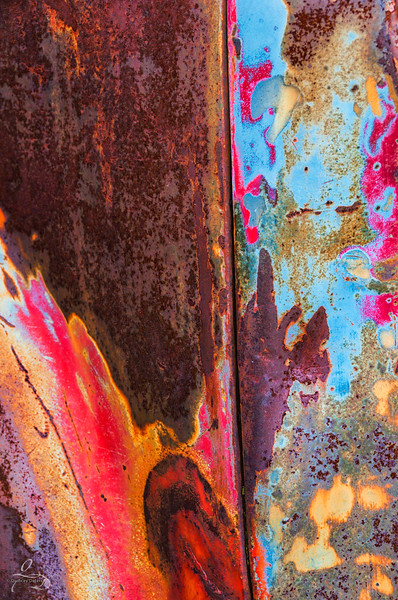 Rust of Many Colours