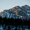 January 13, 2015<br /> <br /> Pyramid Mountain<br /> <br /> Jasper National Park, Alberta<br /> <br /> * For the month of January I will, once again, be posting images from my annual trips to Jasper in January.