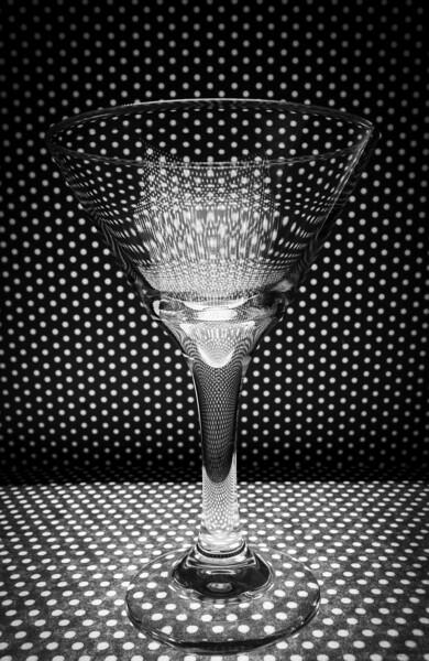 Polka Dot Martini