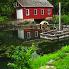 "Day Twenty-Five<br /> <br /> ""Reflection in Time""<br /> <br /> Morningstar Mill<br /> DeCew Falls<br /> St. Catharines, Ontario"