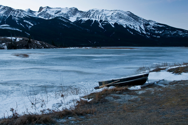 January 25, 2014<br /> <br /> Memories of Summer<br /> <br /> Jasper National Park, Alberta<br /> <br /> * Jasper in January<br />  For the month of January, I will be editing images from my annual trips to Jasper in January.