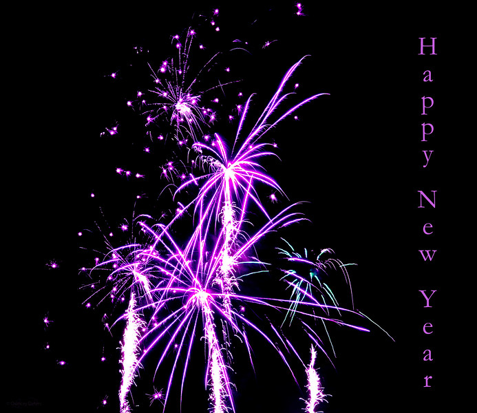 December 31, 2013<br /> <br /> Happy New Year!