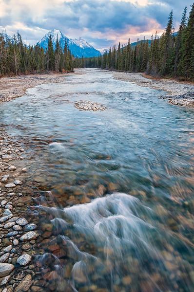 Whirlpool in Autumn