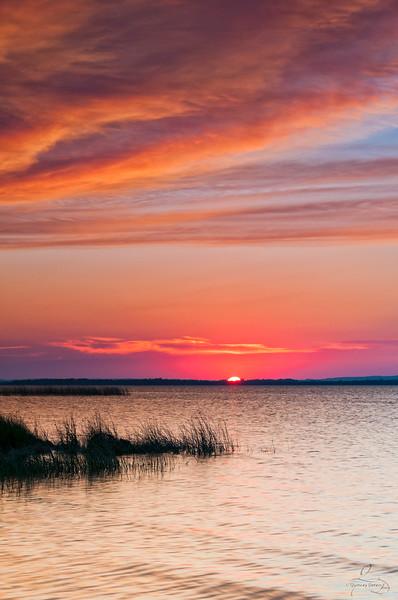 Super Summer Sunset