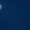 "Day Fifty-Six<br /> <br /> ""Christmas Moon""<br /> <br /> Edmonton, Alberta"