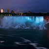 "Day Fourteen<br /> <br /> ""Niagara at Night""<br /> <br /> The American Falls<br /> Niagara Falls, Ontario<br /> Niagara School of Imaging (NSI) Field Trip"