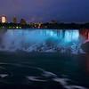 """Day Fourteen<br /> <br /> """"Niagara at Night""""<br /> <br /> The American Falls<br /> Niagara Falls, Ontario<br /> Niagara School of Imaging (NSI) Field Trip"""