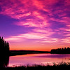 November 30, 2012<br /> <br /> Sailor's Delight<br /> <br /> Astotin Lake<br /> Elk Island National Park, Alberta