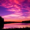 November 30, 2012<br /> <br /> Sailor's Delight<br /> <br /> Astotin Lake<br /> Elk Island National Park, Alberta