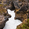 March 12, 2014<br /> <br /> Athabasca Falls<br /> Jasper National Park, Alberta<br /> <br /> * Waterfall Wednesday