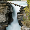 March 26, 2014<br /> <br /> Athabasca Falls<br /> Jasper National Park, Alberta <br /> <br /> #waterfallwednesday
