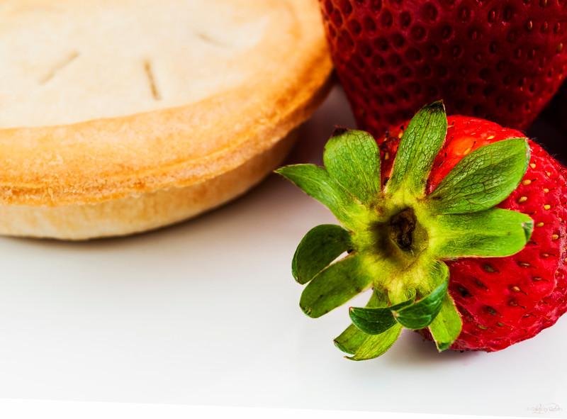 August 8, 2014<br /> <br /> Strawberry Tartlet<br /> <br /> Food Friday