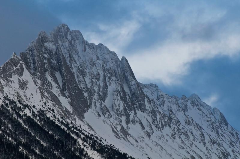 January 14, 2013<br /> <br /> Rocky Top<br /> <br /> Jasper National Park, Alberta<br />  <br /> Jasper in January - Embrace winter!