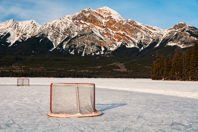 Good Ol' Hockey Game
