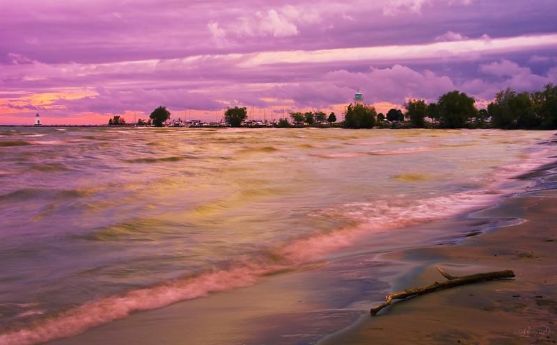 February 17, 2011<br /> <br /> <br /> Lake Ontario at Lakeside Park<br /> Port Dalhousie, Ontario