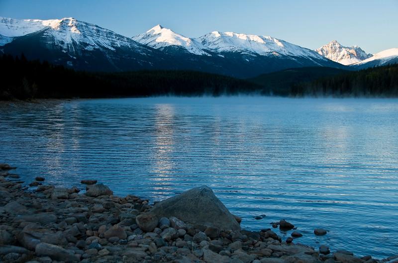 October 27, 2012<br /> <br /> Pyramid Lake<br /> Jasper National Park, Alberta