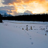 November 20, 2012<br /> <br /> Go to the Light<br /> <br /> Athabasca River<br /> Jasper National Park, Alberta