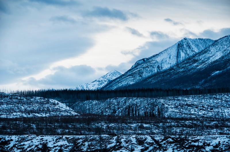Ridges and Ranges