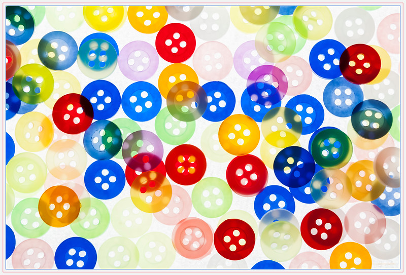 """September 5, 2014<br /> <br /> A Bunch of Buttons<br /> <br /> * This is an image I took for my 365 project. <br /> The daily theme was """"Button"""".<br /> <br /> <a href=""""http://quinceydeters.smugmug.com/Photography/365/"""">http://quinceydeters.smugmug.com/Photography/365/</a>"""