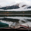 October 27, 2014<br /> <br /> Morning at Pyramid<br /> <br /> Pyramid Lake / Pyramid Mountain<br /> Jasper National Park, Alberta