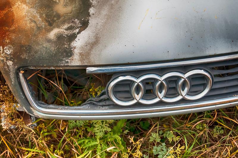 Old Audi