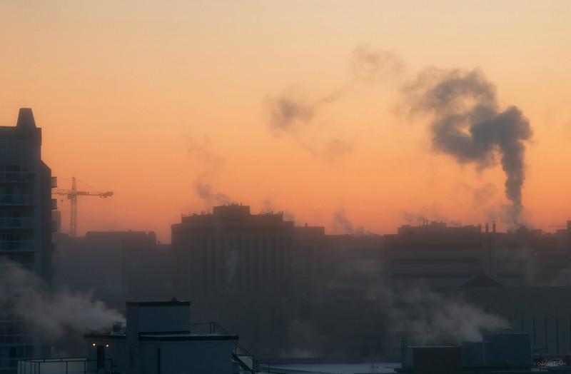 "November 20, 2011<br /> <br /> ""Minus 27° Celsius""<br /> <br /> Edmonton, Alberta"