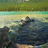 "March 6, 2011<br /> <br /> ""Jasper in June""<br /> <br /> Pyramid Mountain / Pyramid Lake<br /> Jasper National Park, Alberta"