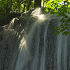 "Day Five<br /> <br /> ""A Ray of Sunshine""<br /> <br /> Sherman Falls<br /> Hamilton, Ontario"