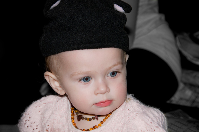 February 23, 2013<br /> <br /> Birthday Baby<br /> <br /> * This is a picture of River from her birthday party last night. She got a lot of great presents, including about 10 pairs of shoes!!