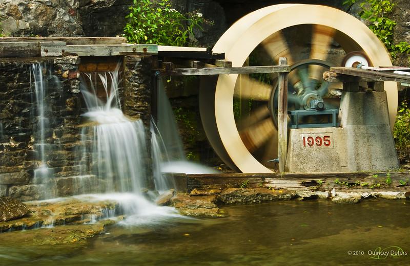 "Day Seventeen<br /> <br /> ""Old & New""<br /> <br /> Morningstar Mill<br /> DeCew Falls <br /> St. Catharines, Ontario"