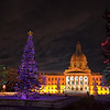 "Day Forty-Three<br /> <br /> ""Legislature Lights""<br /> <br /> Alberta Legislature Building<br /> Edmonton, Alberta"