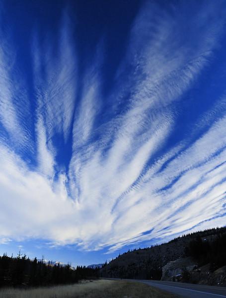 November 26, 2012<br /> <br /> The Mountains are Calling<br /> <br /> Jasper National Park, Alberta