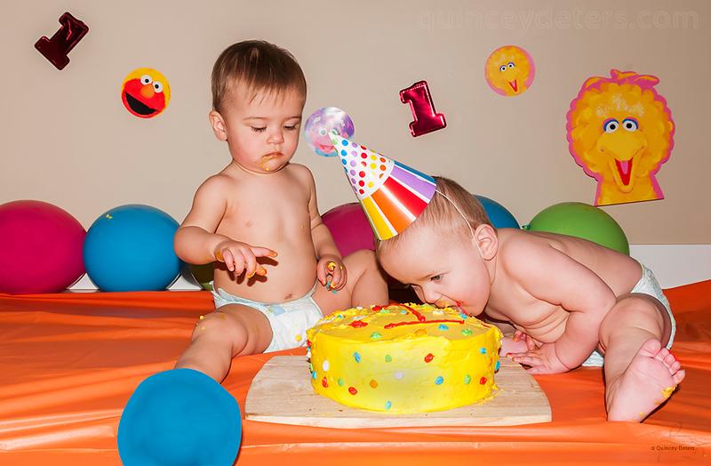 1st Birthday!!