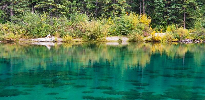 Mount Lorette Ponds