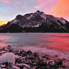 February 8, 2014<br /> <br /> Amazing Sunrise<br /> <br /> Lake Abraham<br /> Kootenay Plains, Alberta <br /> <br /> * I took this on our trip to Nordegg in November. The sunrise on this particular morning was one of the most amazing sunrises I have ever seen!!
