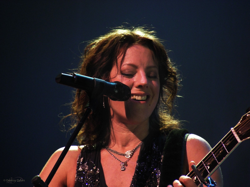 "March 5, 2011<br /> <br /> ""Voice of an Angel""<br /> <br /> ~ Sarah McLachlan ~ <br /> <br /> March 4 / 11<br /> Northern Alberta Jubilee Auditorium<br /> Edmonton, Alberta"