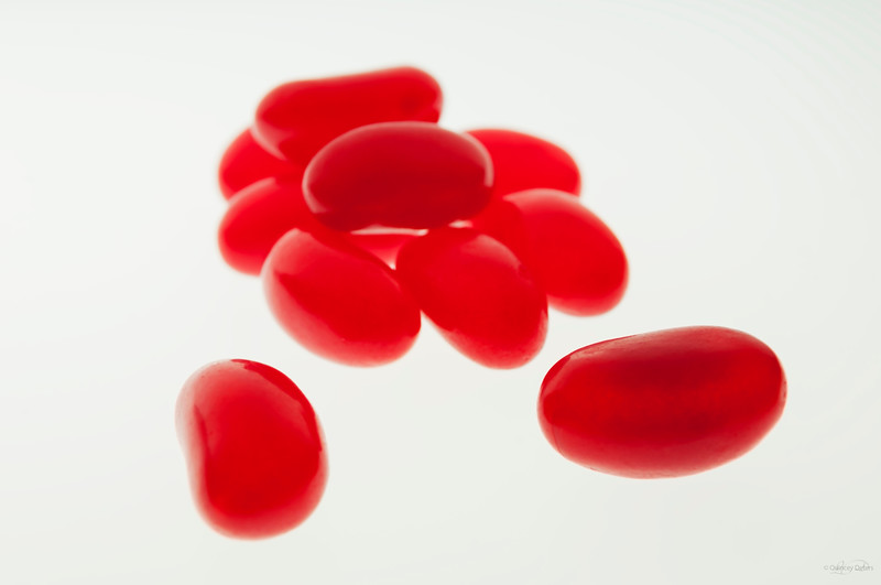 February 6, 2015<br /> <br /> Red Jelly Beans<br /> <br /> * Reminder to Daily Muggers - This Sunday we start our 4 week STILL LIFE Challenge :)